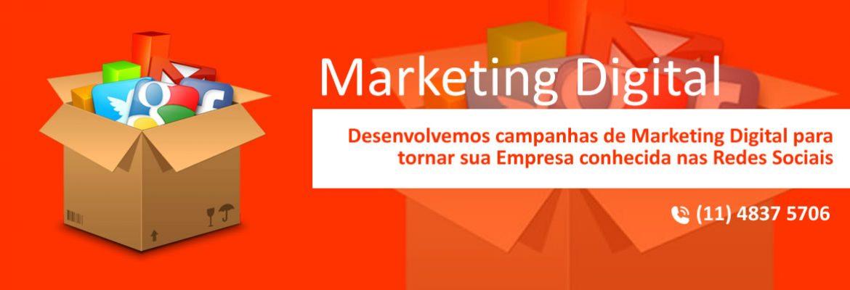 Desenvolvemos campanha de Marketing Digital